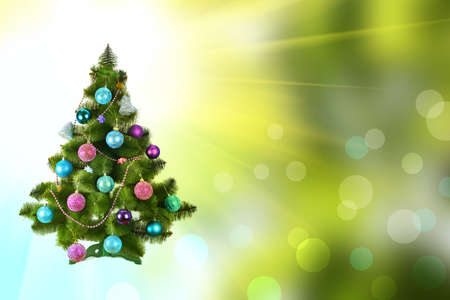 Christmas tree Stock Photo - 16916167