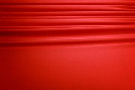 red silk curtain background photo