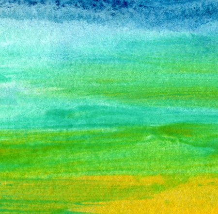 aquarelle painting art: Abstract acrylic and watercolor painted background