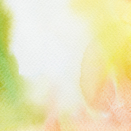 pastel colour: Abstract watercolor painted background