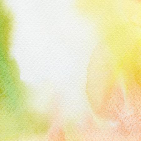 colores pastel: Acuarela abstracta de fondo pintado