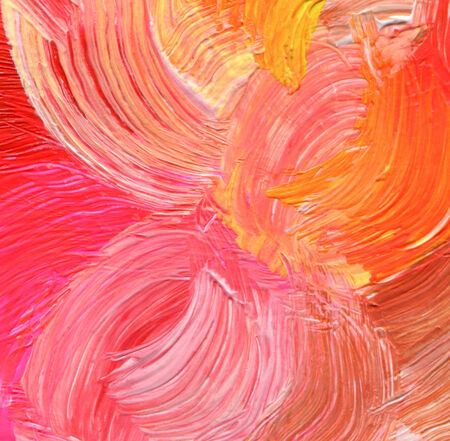 Abstract acrylic and watercolor painted background  photo