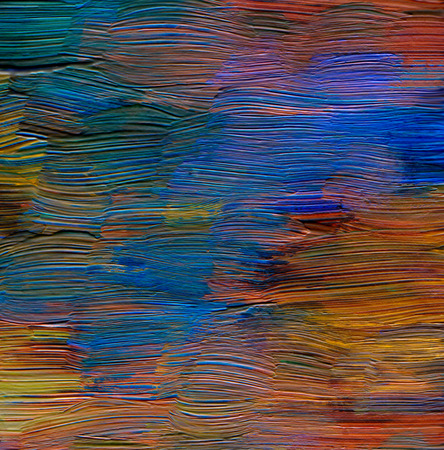 oil paint: Abstract textured acrylic hand painted background Stock Photo