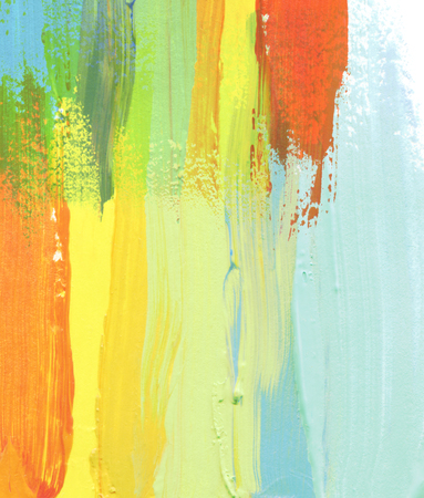 background paper: Abstract acrylic and watercolor brush strokes painted background. Texture paper.