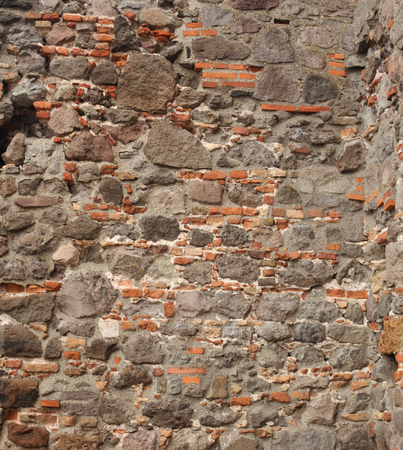 bric: bric and stone wall texture