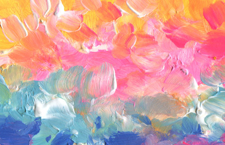 brushstroke: Abstract acrylic and watercolor painted background. Texture paper.
