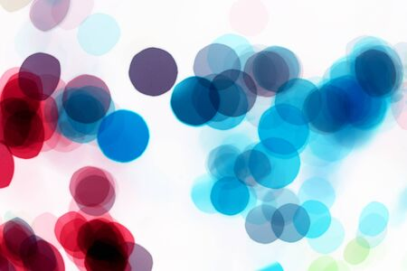 Abstract blot dot background