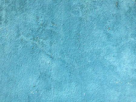 Grunge dirty texture wall. Abstract blue color background.