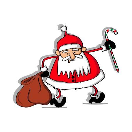 santaclause: santaclause cartoon character
