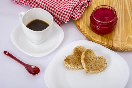 petit dejeuner romantique: petit-d�jeuner romantique 1