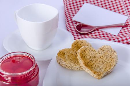 petit dejeuner romantique: petit d�jeuner romantique 2