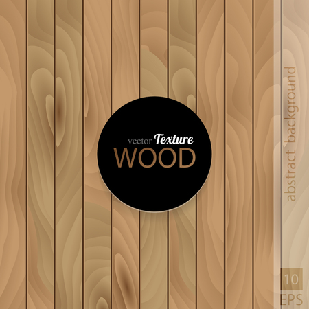 light brown: Wooden light brown texture. Vector illustration. Background
