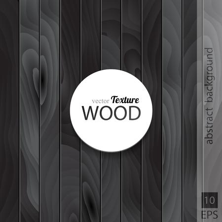 rosewood: Wooden dark black texture illustration background