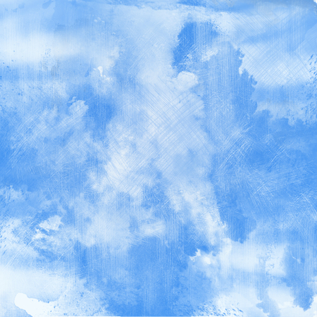 Light and blue watercolor background