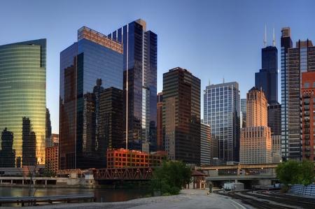 Chicago Stock Photo - 8679591