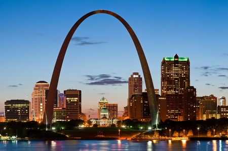 St. Louis Stock Photo - 11385161