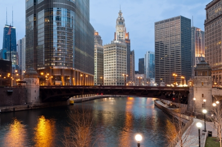 Chicago Stock Photo - 11407083