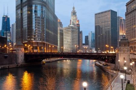 Chicago Stock Photo - 11407083
