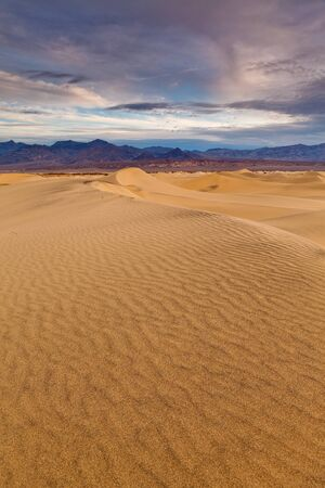 wilderness area: California desert Stock Photo