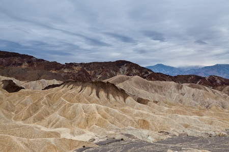 Zabriskie Point Stock Photo - 12693073