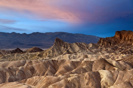 Zabriskie Point Stock Photo - 12693088