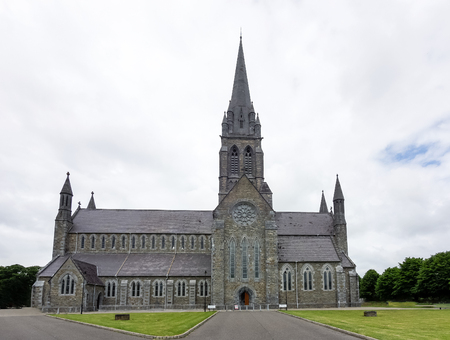 St.Marys church in Killarney, County Kerry, Ireland, also known as The Church of the Sloes, which gives the name of the town in Irish Cill Airne . Classical concerts occasionally.