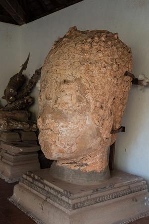 Wat Pha That Luang Temple in Vientiane, Laos