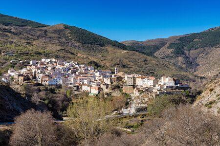 Bacares located in Sierra de Los Filabres, in Almeria Province, Andalusia, Spain.