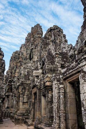 Angkor Wat is a temple complex in Siem Reap, Cambodia. 版權商用圖片