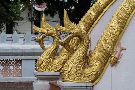 Visiting Haw Phra Kaew, also written as Ho Prakeo in Vientiane, Laos 스톡 콘텐츠