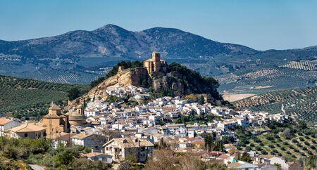 Montefrio in the Granada region of Andalusia in Spain