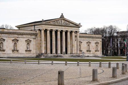 Konigsplatz - Kings Square, state capital Munich, Bavaria, Munich, Germany