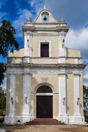 Matanzas, Cuba - famous Ermita de Monserrate hermitage