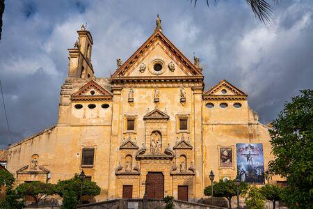 Parroquia Nuestra Senora de Gracia y San Eulogio, Trinitarios, San Eulogio Church in Cordoba, Spain, Andalusia