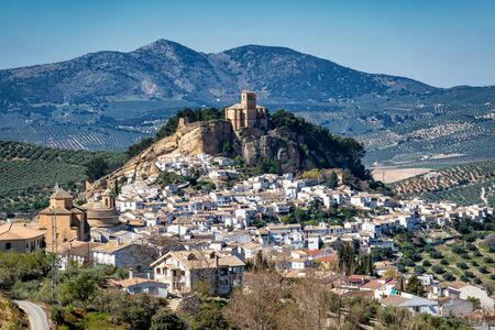 Montefrio in the Granada region of Andalusia in Spain