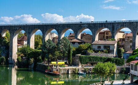 Saint Nazaire en Royans in the Auvergne-Rhone-Alpes region in France