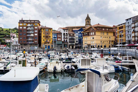 Bermeo is a small fishing village in the Basque Country in Spain