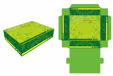 facial: Mini Facial Tissue Paper Box