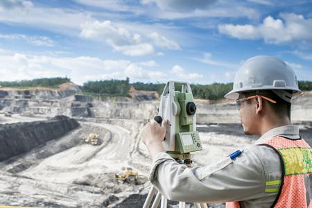 topografo: agrimensor de minas