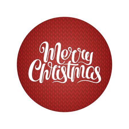 calligraphic design: vector Merry Christmas text Calligraphic Lettering design card template. Creative typography for Holiday Greeting Gift Poster. Calligraphy Font style Banner Illustration