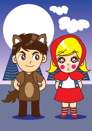 red riding hood: Little Red Riding Hood