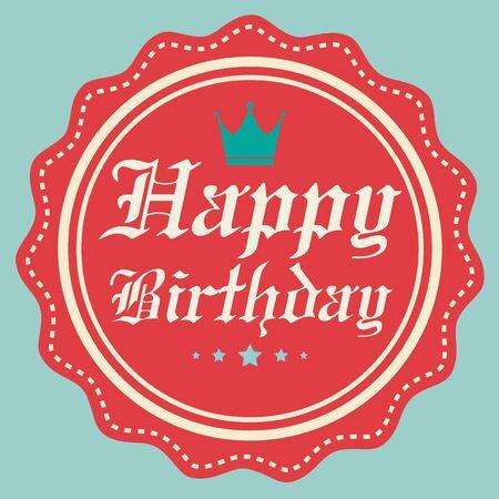 happy birth day: Happy Birth Day Card