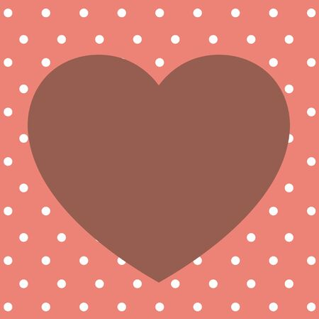 boyfriend: Happy Valentines card, Love heart vector.