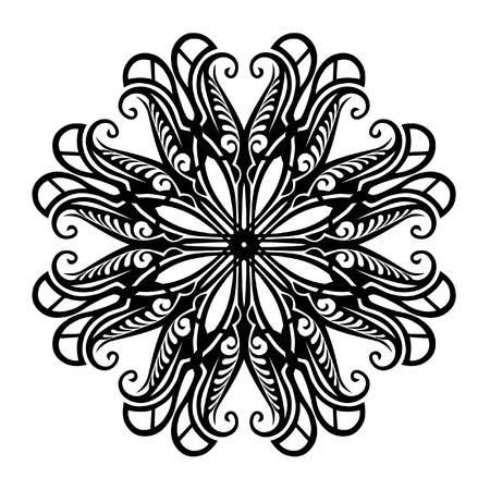 tatto: Pattern. Design.Tattoo. Ornament.
