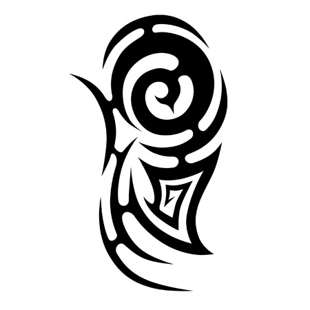 Celtic vector designs. Tribal tattoos. Art tribal tattoo. Vector sketch of a tattoo. Idea for design.