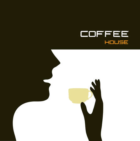 COFFEE-HOUSE4 Vector