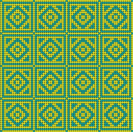 Point texture  Seamless geometric pattern art  Vector