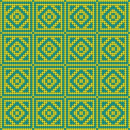 Point texture  Seamless geometric pattern art  Vector