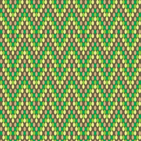 Herringbone Pattern in bright colors repeat seamlessly  Vector