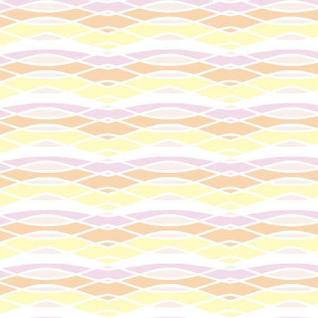 Abstract pattern in ethnic style  Vector art Stock Vector - 17224265